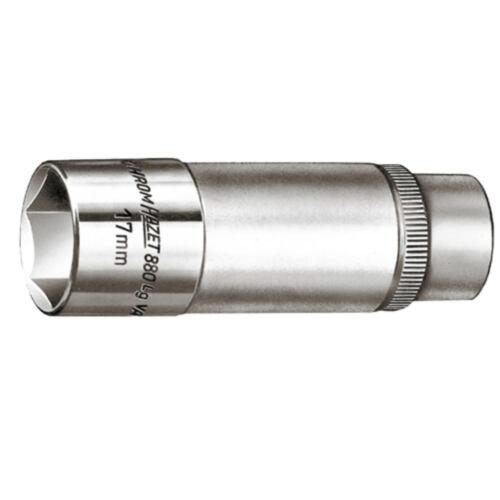 """Hazet Douille 13 mm 3//8/"""" pouces DIN 3124 longue"""