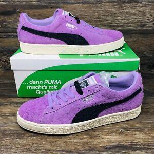 b7b9b0dc02e2 NEW  Puma Suede Diamond Orchid Bloom (Men Size 10) Tennis Shoes ...