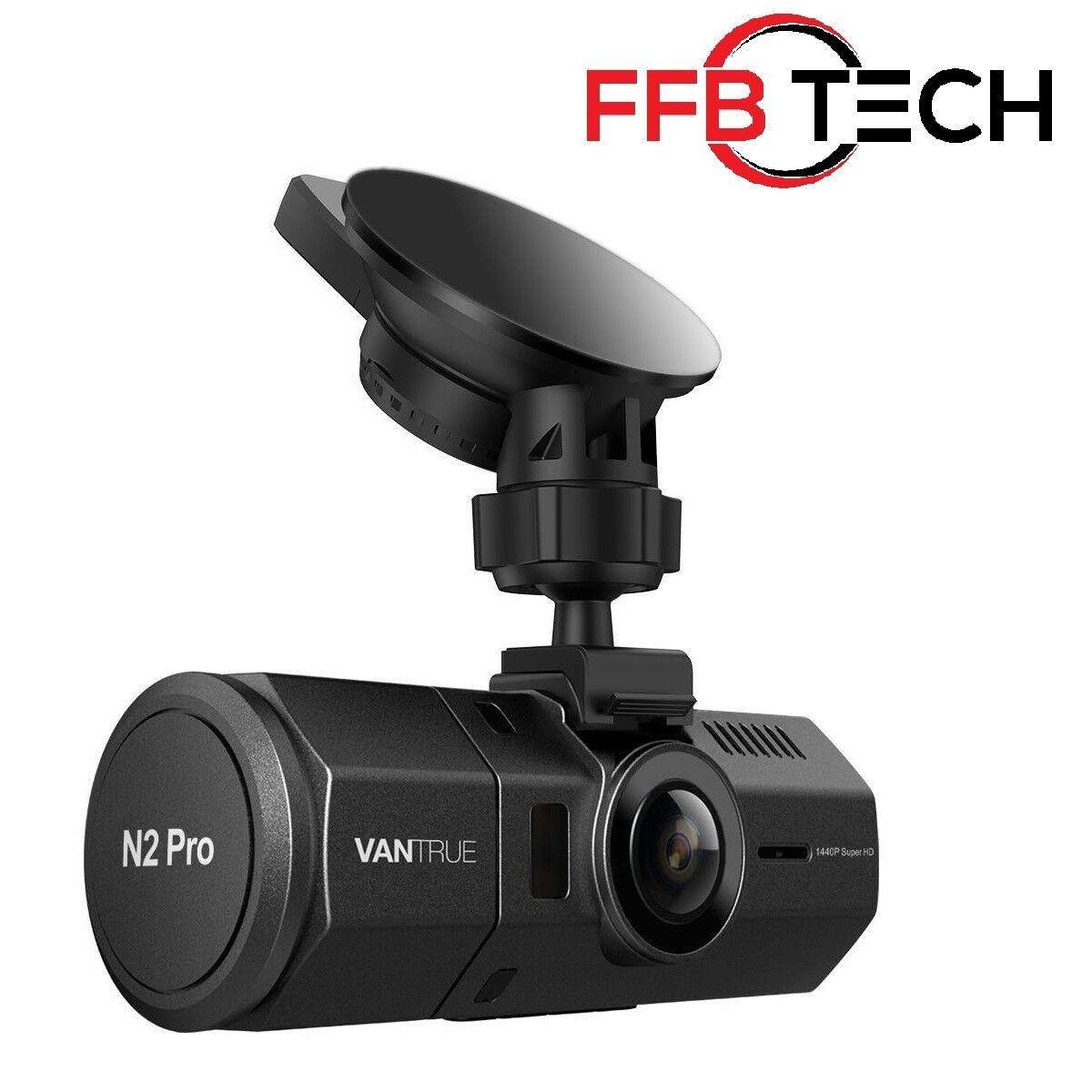 s-l1600 Vantrue N2 PRO-Dual Dash Cam-Infrared Night Vision 256GB Support/Upgraded Mount
