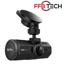 Vantrue N2 Pro Uber Dual Dash Cam 2560x1440p W/infrared Night Vision 256gb Max