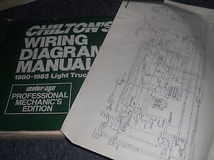 1982 dodge plymouth trucks and vans caravan voyager ram wiring diagrams sheets ebay. Black Bedroom Furniture Sets. Home Design Ideas
