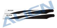 Align Trex 450 L Dominator / Gaui X3 360 mm 3G Carbon Fiber Main Blades HD360A