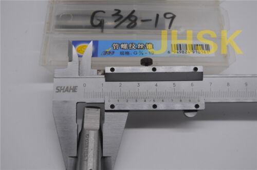 1pcs G3//8-19 HSS TAP TAPS Right helix Inch MACHINE TAP G = BSP 3//8 US TAP S