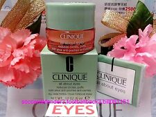 ║Clinique║ All About Eyes Reduces Dark Circles Puffiness (5ml/0.17oz) BOXED F/P