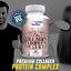 thumbnail 1 - COLLAGEN Complex -Type I,II,III,V & X-Collagen Supplements with Vital Protein