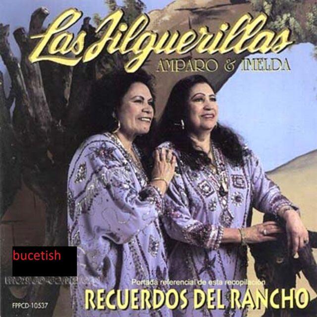 Buy Las Jilguerillas Recuerdos Del Rancho Cd Online Ebay