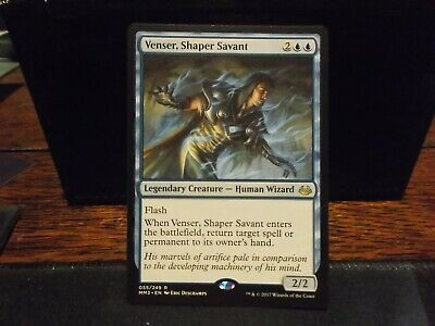 Mtg 1x Venser Shaper Savant Modern Masters 2017 english nm