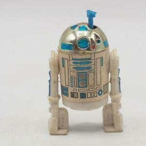 Vintage-Star-Wars-R2-D2-Sensorscope-Droid-Complete-Action-Figure-1981-No-COO