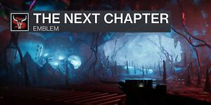 Flawless master presage the next chapter Emblem (Xbox one) and Cross save