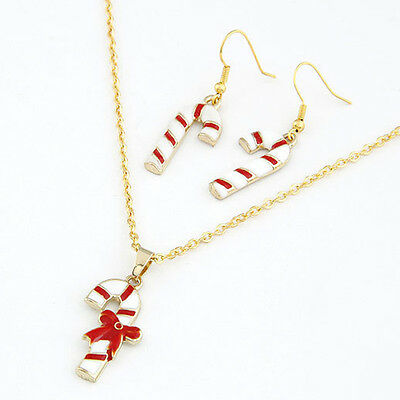 Hot Selling Vogue Chain Jewelry Bib Christmas Gift Necklace Earrings Jewelry Set