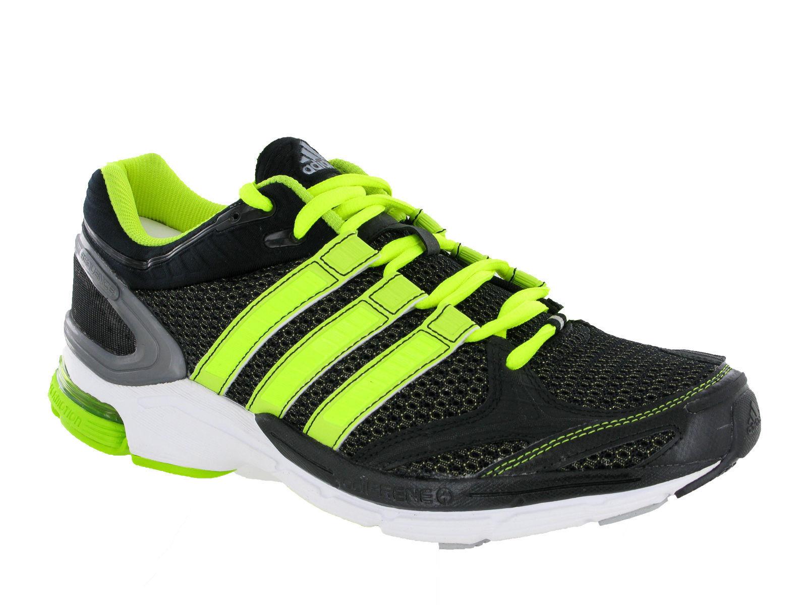 Adidas Snova Sequence 4M Running Deporte Zapatos Encaje Zapatillas De Hombre UK7.5-12