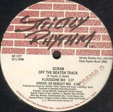 Scram – Thank You / Off The Beaten Track - Strictly Rhythm  SR 1277 Usa 1992