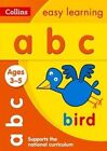 ABC Ages 3-5 by Collins Easy Learning (Paperback, 2015)