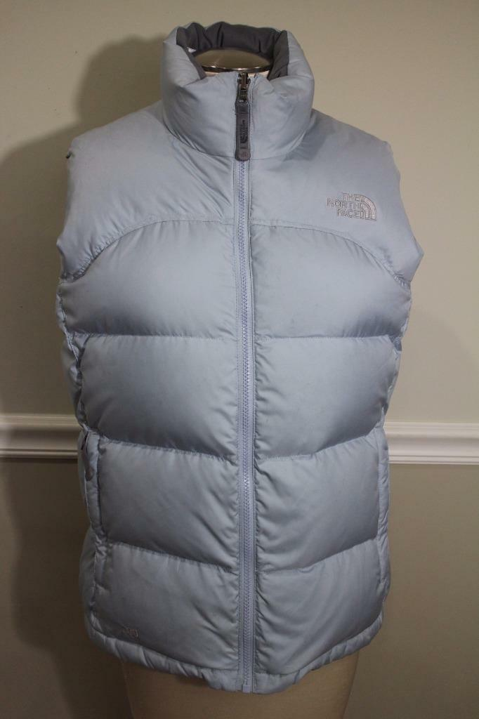 The North Face BABY blueE PUFF VEST SIZE M (CO800