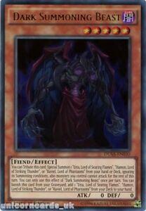 DUSA-EN030 Dark Summoning Beast Ultra Rare 1st Edition Mint YuGiOh Card