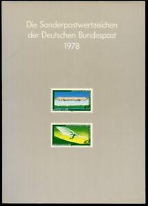 Jahrbuch-der-Deutschen-Post-1978-postfrisch-MNH