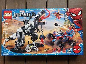 Lego DC Super Heroes Venomosaurus Ambush 76151