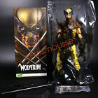 Marvel X-Men Wolverine 1/6 Collectible Figure PVC Statue Crazy Toys New In Box