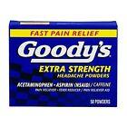 Goody's Extra Strength Headache Powders 50ct 042037103668