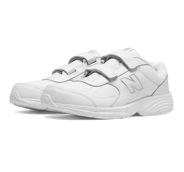 New New New Balance Mens Weiß Leather Cushioning Walking schuhe Größe 12 2E MW575V2 9e7795