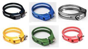 J-amp-L-Titanium-bolt-Seatpost-clamp-Collar-31-8mm-34-9mm-10g-Ti-Ultra-light