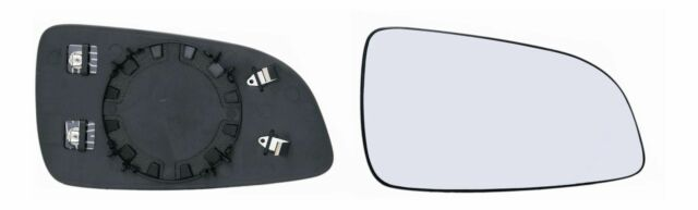 Spiegelglas beheizbar rechts für  OPEL Astra H 04-09