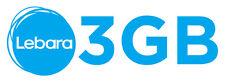 Lebara SIM-Karte 3GB Internet Flatrate Prepaid im D1 Telekom Netz Ohne Vertrag