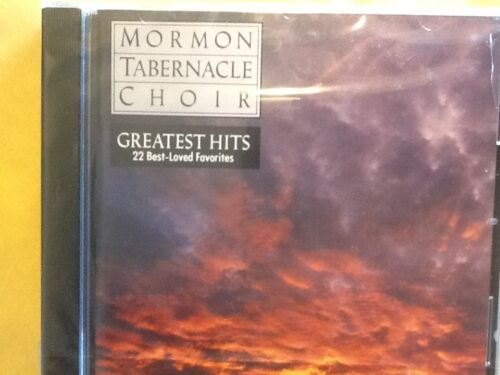 1 of 1 - Mormon Tabernacle Choir's Greatest Hits: 22 Best-Loved Favorites (1993)