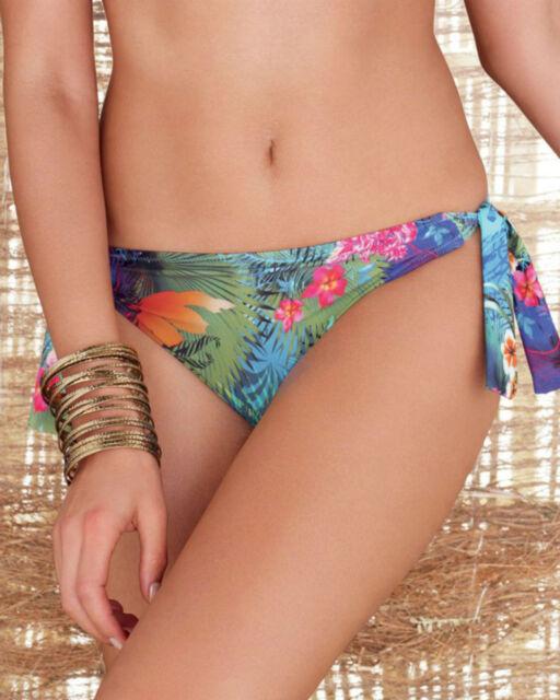 New Fantasie Dominica Scarf Tie Bikini Brief 5963 Tropical Print VARIOUS SIZES