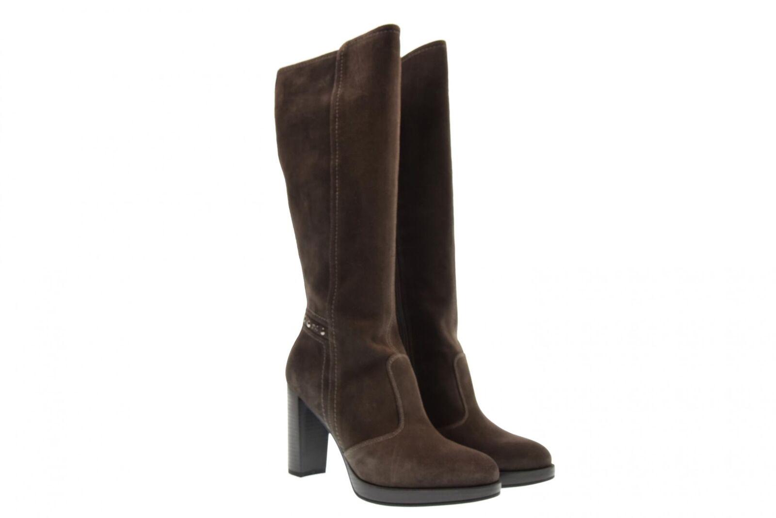 black Giardini A18us women's shoes boots A807011D   103