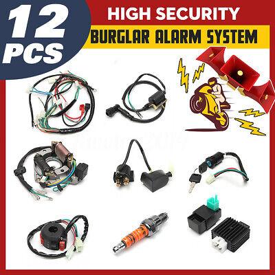 Electrics 50CC 70CC 110CC 125CC Mini ATV Wiring Harness ...