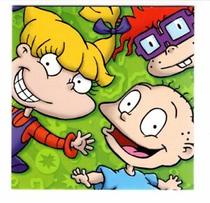 Details about Nickelodeon Rugrats Small Blank Greeting Card w/ Envelope  American Greetings