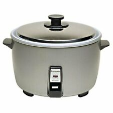 Panasonic Sr 42hzp Commercial Electric Rice Cooker With 23 Cup Cooking Capacity