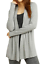 Sofra-Women-039-s-Open-Front-Soft-Draped-Long-Sleeve-Cardigan-Sweater-Longline-Tunic thumbnail 11
