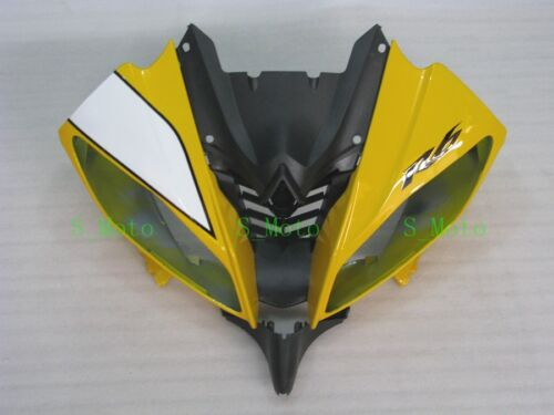 Front cowl upper nose fairing Fit For YAMAHA YZF R6 2008-2016 2010 2014 2015 Y-W