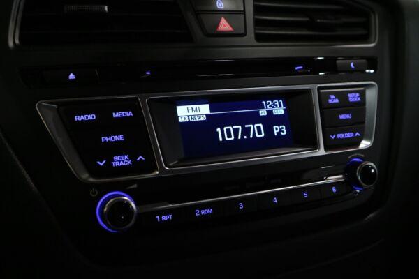 Hyundai i20 1,25 Trend billede 6