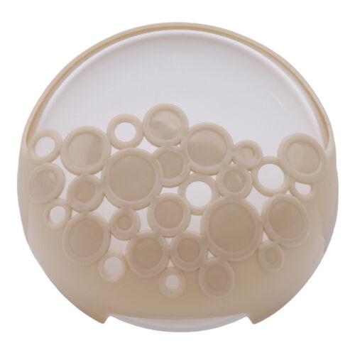 Bathroom Kitchen Suction Cup Sink Sponge Soap Holder Drain Storage Rack MA