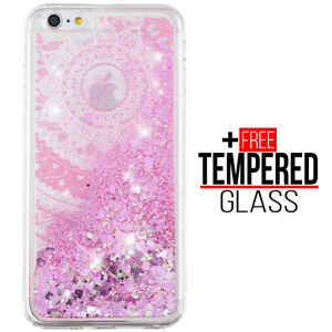 Glitter Silicone Shockproof Phone Case