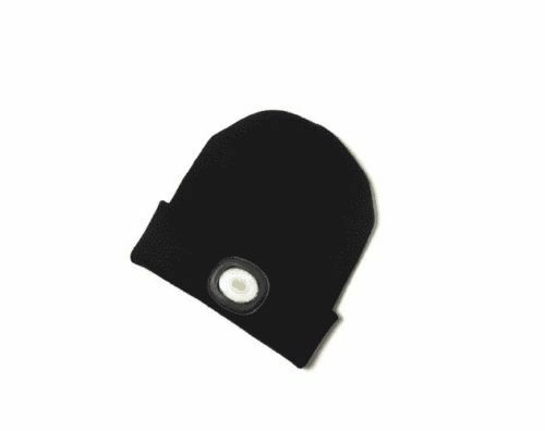 Ck Tools T9608BHR Beanie Hat With USB Rechargeable Head Torch for sale  online  c9057262169