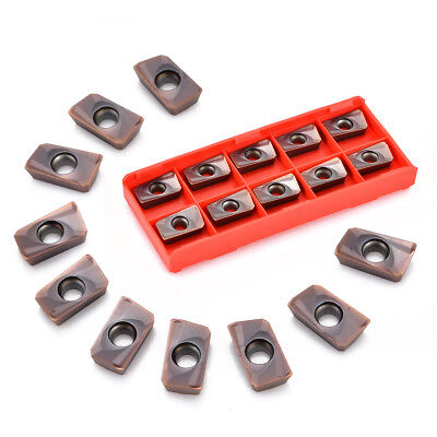 10X Indexable Insert APMT1604PDER-M2 VP15TF Carbide Inserts CNC NC Tool 25R0.8