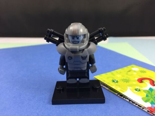 Lego Minifigure Galaxy Trooper Series 13 Space Armor 71008
