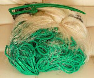 Zubehör Mutig Stellnetz,fischnetz,spiegelnetz,3 Wandig,finland Netz.1,8m X 90m,40 Mmtop Preis! Kescher & Netze