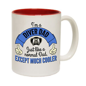 Scuba Diving Mugs OW Scuba Diving Mugs Because Punching Snorkelling Dive MUG