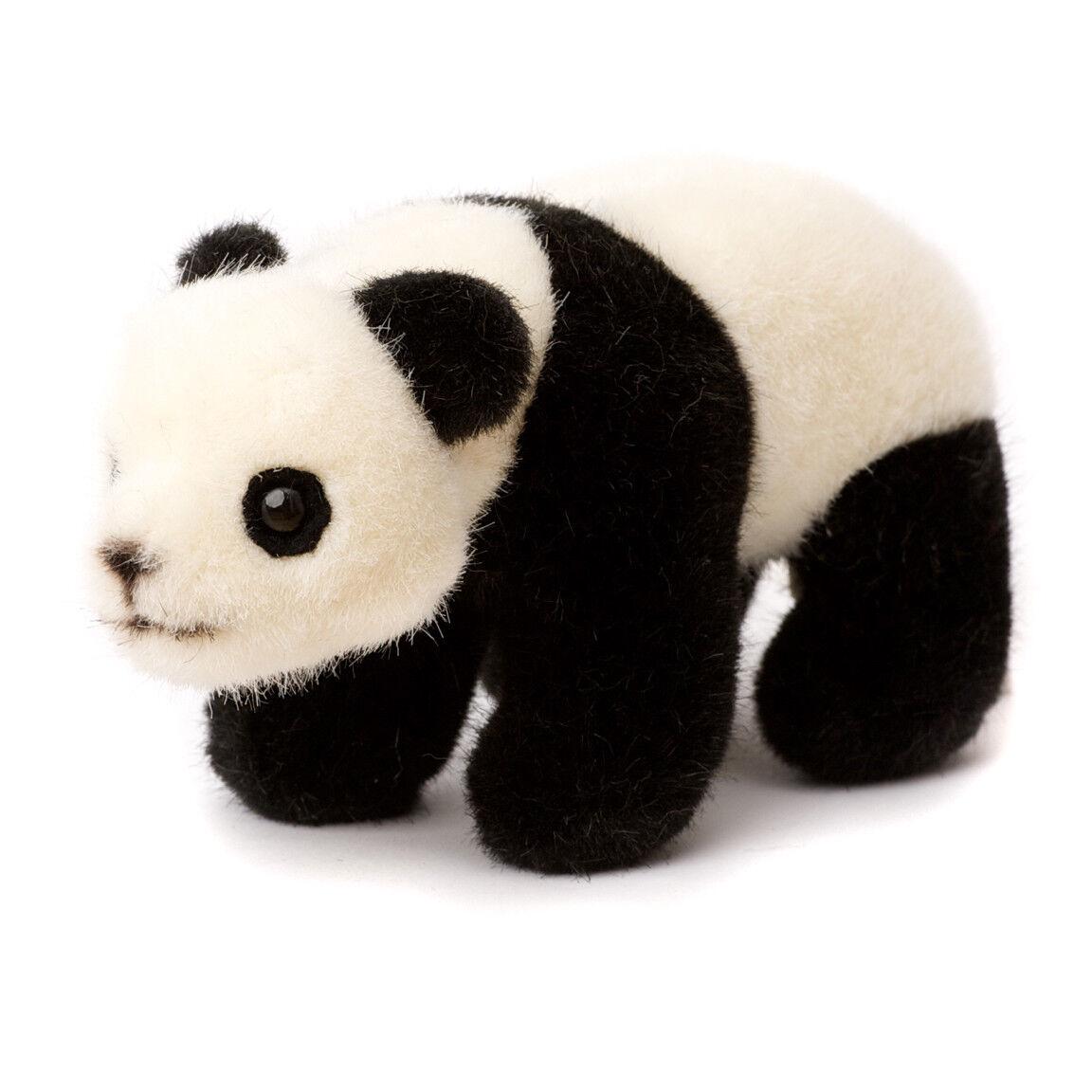 Panda Bear Cub - collectable plush soft toy - Kosen   Kösen - 3200 - 17cm