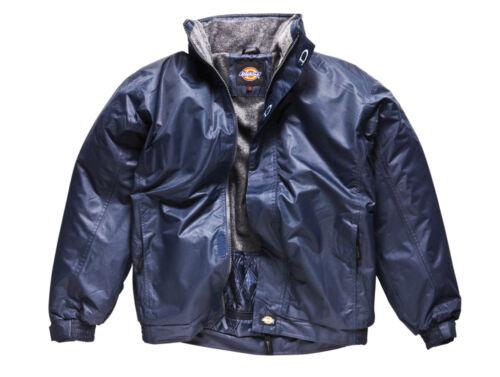 Dickies Herren Cambridge Jacke Schwarz Marineblau Verschiedene Größe Jw23700