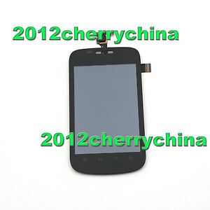 NEW-Touch-Screen-Digitizer-Assembly-LCD-Display-For-ZTE-Avail-2-Z992-Black