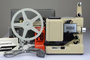 Eumig P8 Phonomatic Novo Proiettore 8mm Made in Austria 1960s