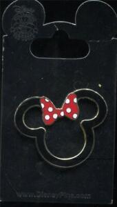 Outline Icon Pin 58819 Disney Pin Minnie Mouse