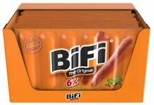 BiFi Original Salami 20x6 a 22,5g ger?ucherte Mini Wurst Fleischsnack