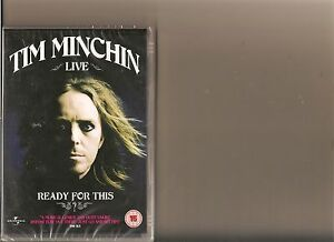 TIM-MINCHIN-LIVE-READY-FOR-THIS-DVD-NEW-SEALED-COMEDY